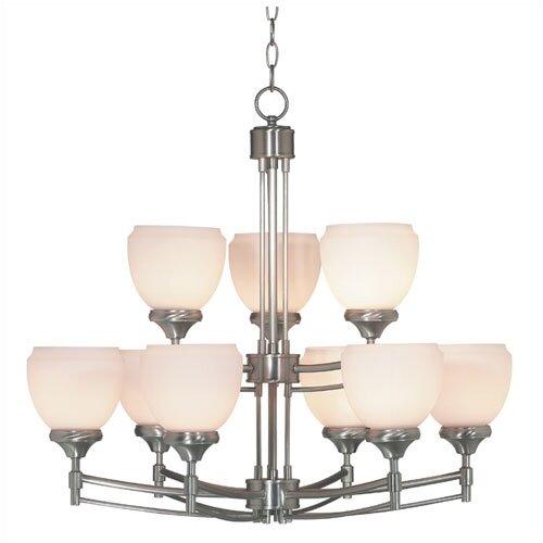 Wildon Home ® Paxton 9 Light Chandelier