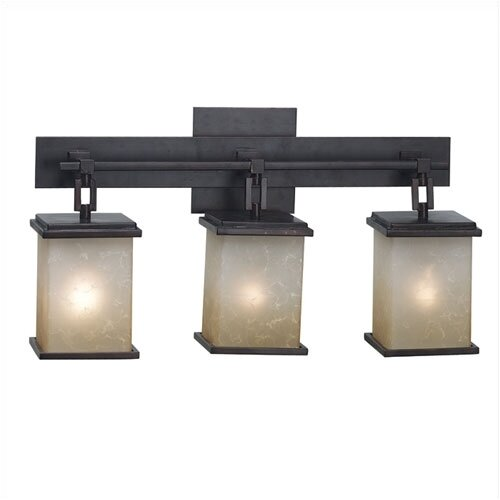 Wildon Home ® Utah 3 Light Vanity Light