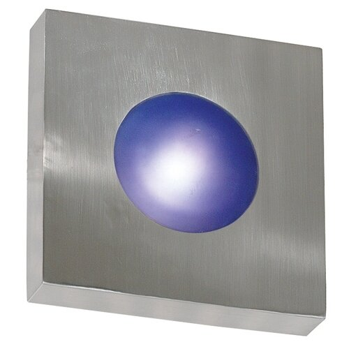 Wildon Home ® Burst Square Outdoor Wall Sconce