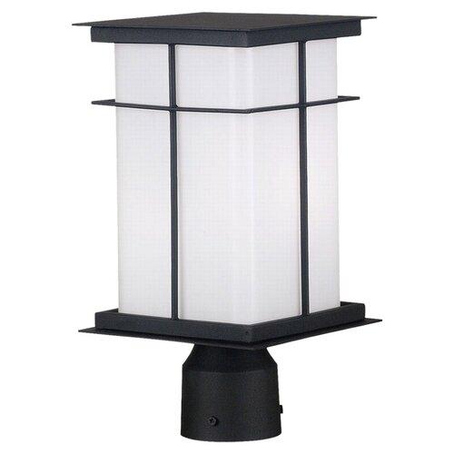 """Wildon Home ® Easton 1 Light 14"""" Outdoor Post Lantern Head"""