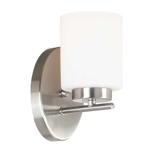 Wildon Home ® Heritage 1 Light Wall Sconce