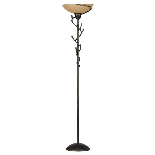 Wildon Home ® Peony Torchiere Floor Lamp