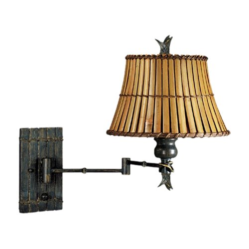 Wildon Home ® Kwai Swing Arm Wall Lamp