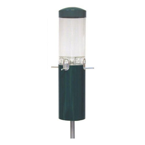 Nature Products Classic Pole Mount Tube Bird Feeder