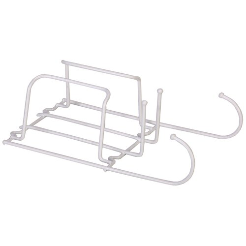Wall Mounted Iron and Board Laundry Room Organizer