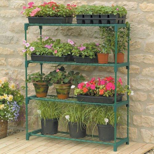 Gardman Greenhouse Staging