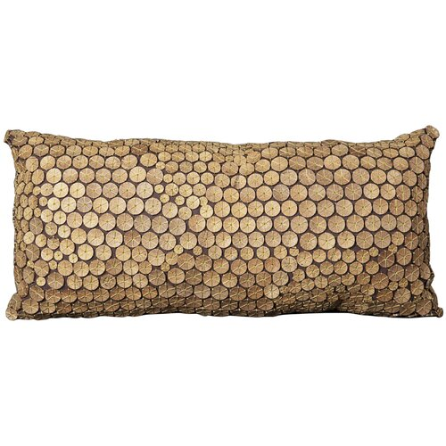 Nourison Button Pillow