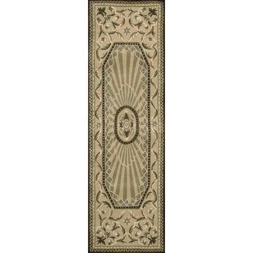Versaille Palace Mocca Rug