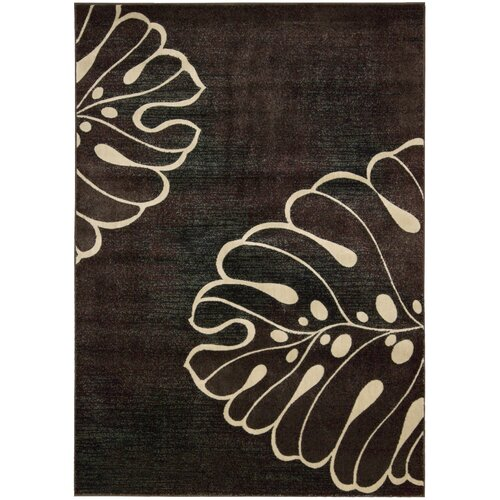 Nourison Expressions Brown/Tan Rug