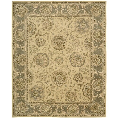 Nourison Light Gold Rug