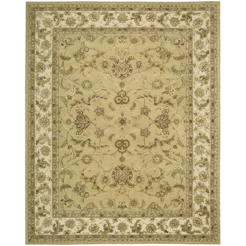 Nourison Nourison Yellow Area Rug