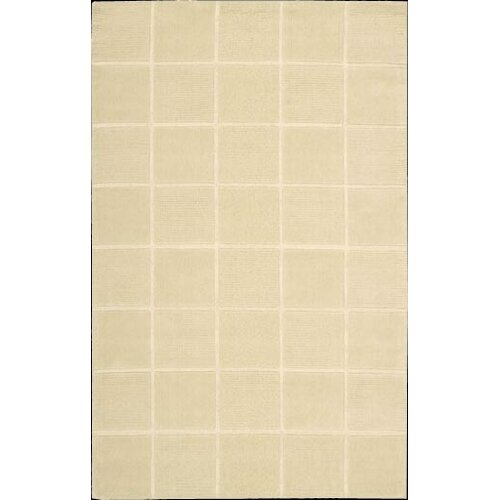 Westport Ivory Checked Rug