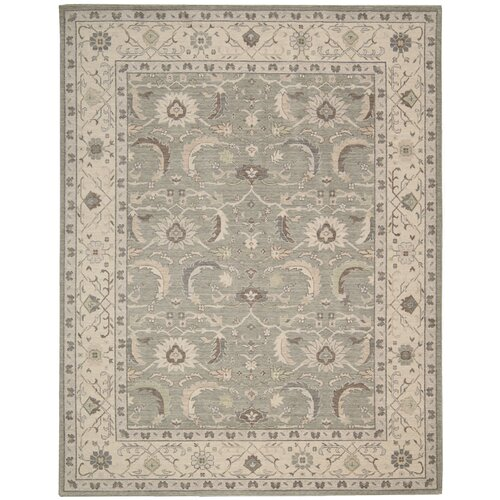 New Horizons Green Tea Rug
