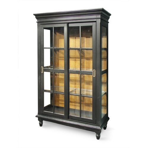 International Concepts Madison Park Curio Cabinet