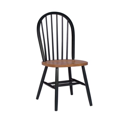 International Concepts Spindleback Windsor Side Chair