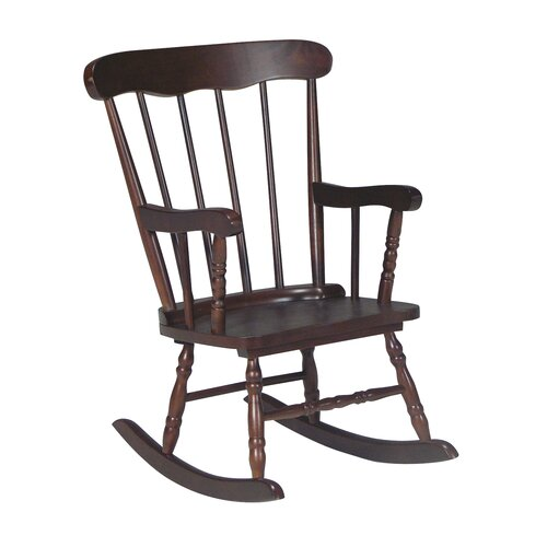 Juvenile Kids Rocking Chair