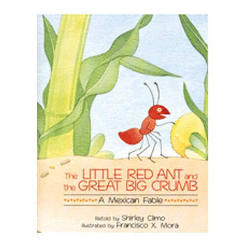Houghton Mifflin The Little Red Ant & The Great big