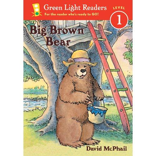 Houghton Mifflin Green Light Readers Big Brown Bear
