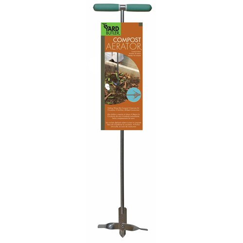 Lewis Lifetime Tools Compost Aerator