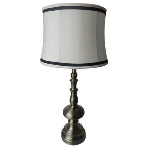 "Fangio Lighting 30"" H Table Lamp with Linen shade"