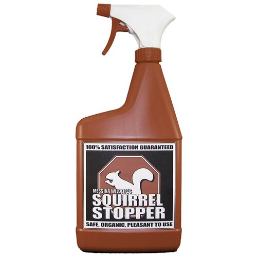 Messina Wildlife Squirrel Stopper Repellent Spray