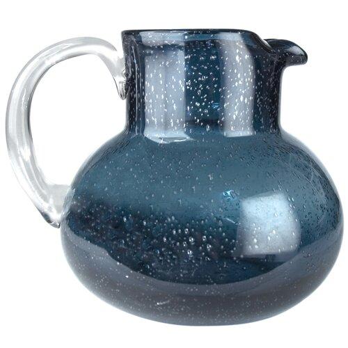 Iris Pitcher in Slate Blue