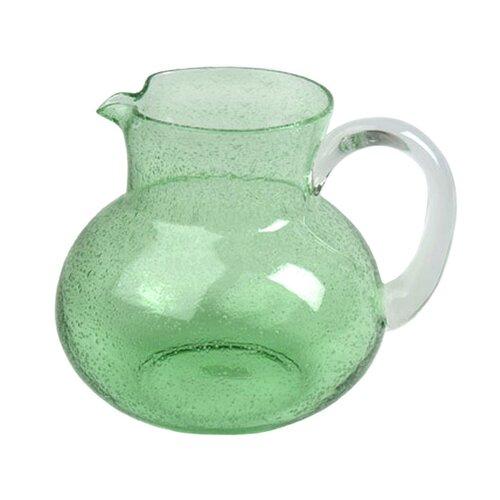 Iris Pitcher in Light Green