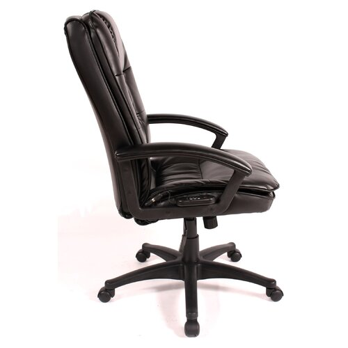 Comfort Products High-Back Leather Massage Executive Chair