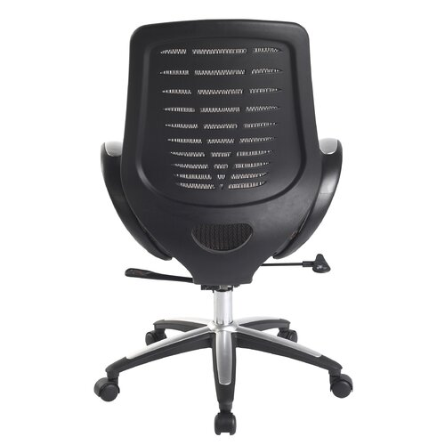 Comfort Products Viroque High-Back Mesh Office Chair with Adjustable Back Angle