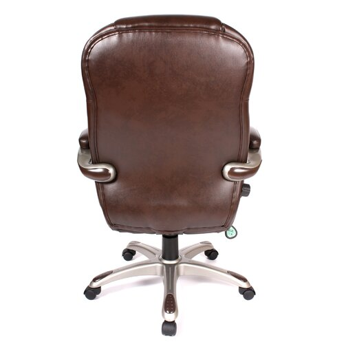 Comfort Products Granton High-Back Leather Executive Chair