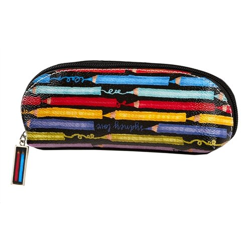Sydney Love Colored Pencils Pencil Case