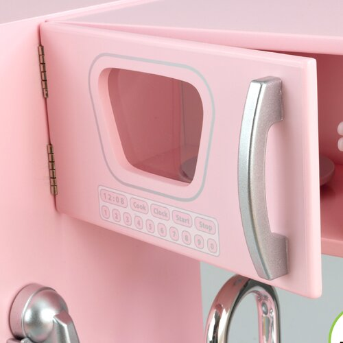 KidKraft Pink Vintage Kitchen & Reviews