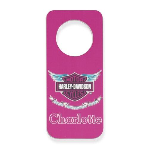 KidKraft Personalized Harley Davidson Girls Door Hanger