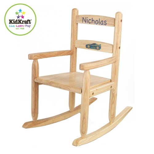KidKraft Personalized Kids Rocking Chair & Reviews  Wayfair