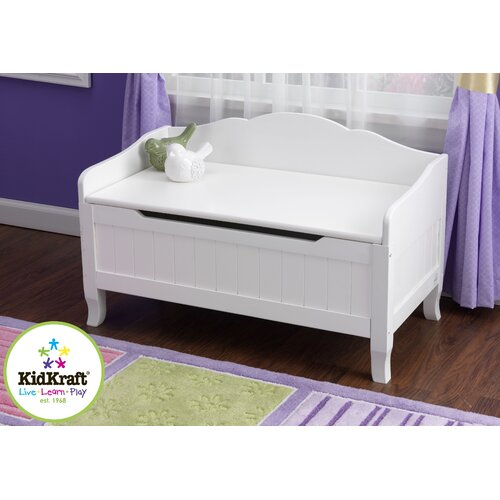 Kidkraft Nantucket Kids Toy Box Amp Reviews Wayfair