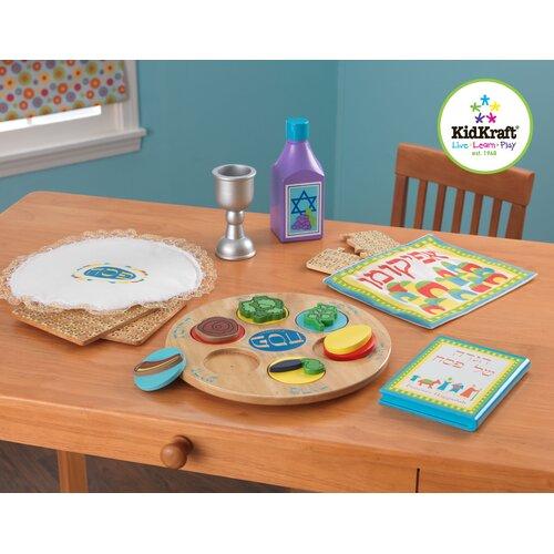 KidKraft 17 Piece Passover Set