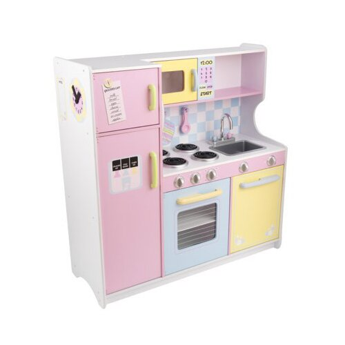KidKraft Pastel Kitchen & Reviews