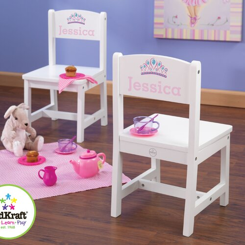 Personalized Aspen Kid's Desk Chair
