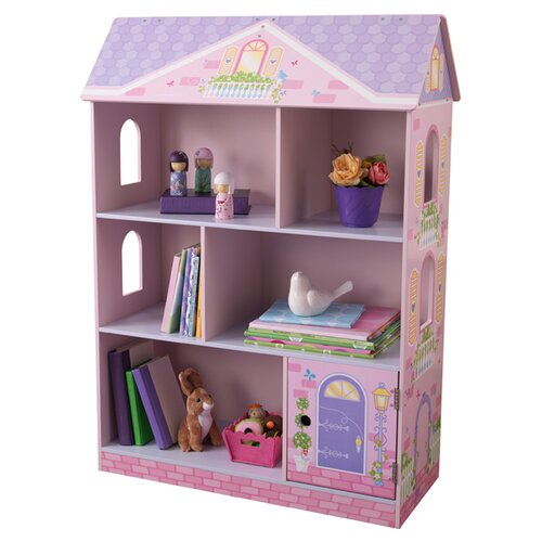 "KidKraft Dollhouse 40.5"" Bookcase"