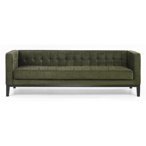 Urbanity Roxbury Tufted Sofa