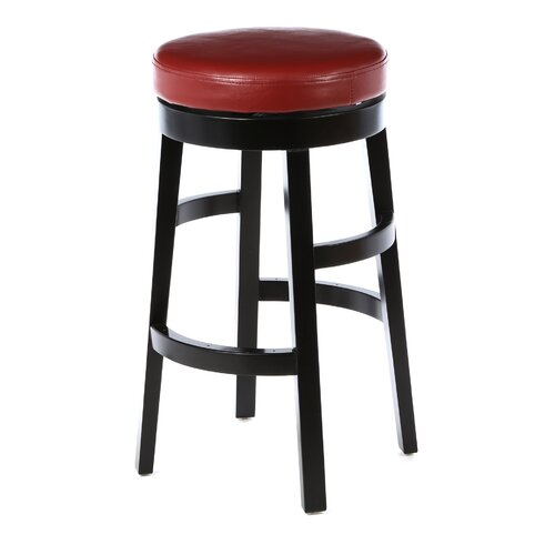 Armen Living Halo 26 Quot Swivel Bar Stool Amp Reviews Wayfair