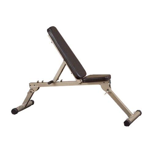 Folding Adjustable Utility Bench