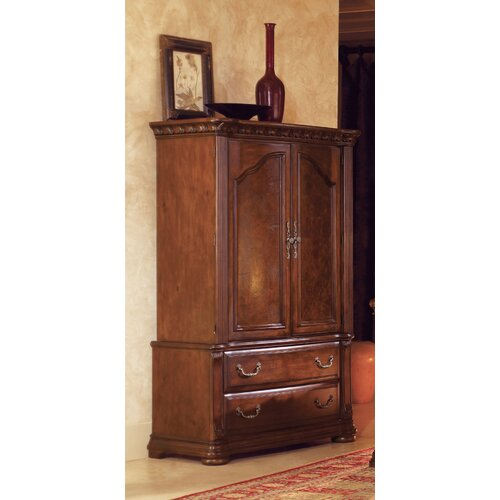 Wynwood Furniture Granada Armoire