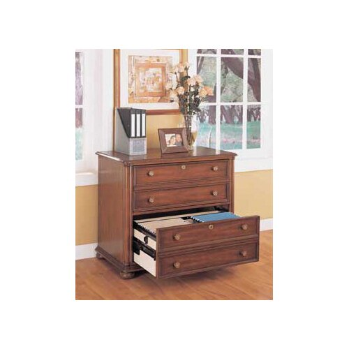 Wynwood Furniture Camden 2-Drawer  File