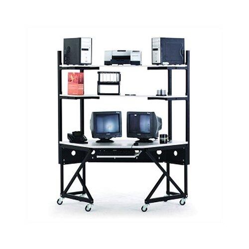 Kendall Howard Corner Unit Performance LAN Station Workbench