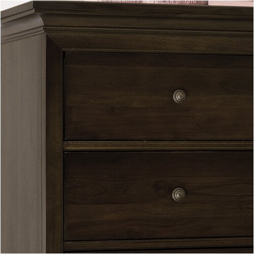 Kincaid Somerset Door 6 Drawer Gentleman's Chest