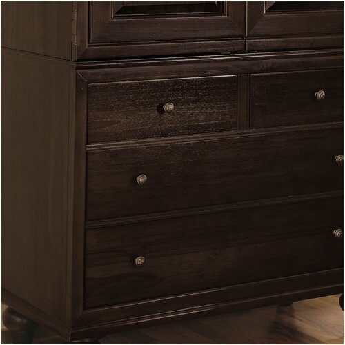 Kincaid Somerset Four Drawer Armoire