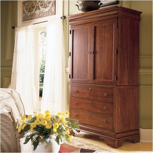 Kincaid Chateau Royal Armoire