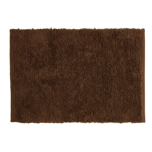 Oh So Shaggy Chocolate Truffle Indoor/Outdoor Rug