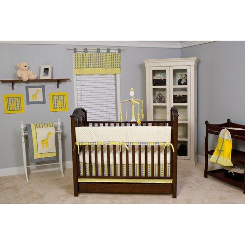 Pam Grace Creations Argyle 10 Piece Crib Bedding Set